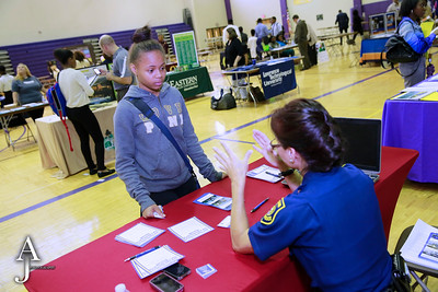 College Career Fair July 9, 2015