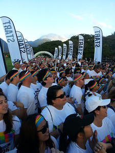 The Color Run Start