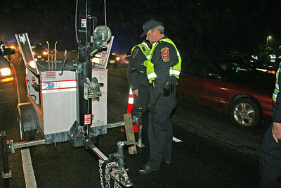 CPA Canteen Supports DWI Checkpoint