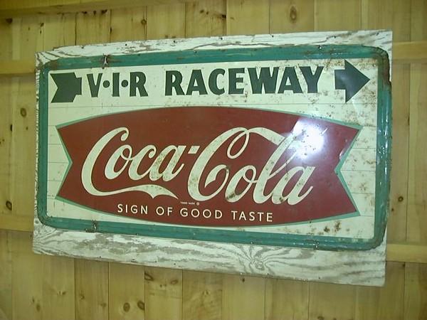 50's VIR sign
