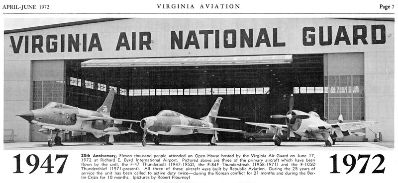 VIRGINIA-ANG articles  in VIRGINIA AVIATION