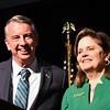 Ed Gillespie & Cathy his wife.