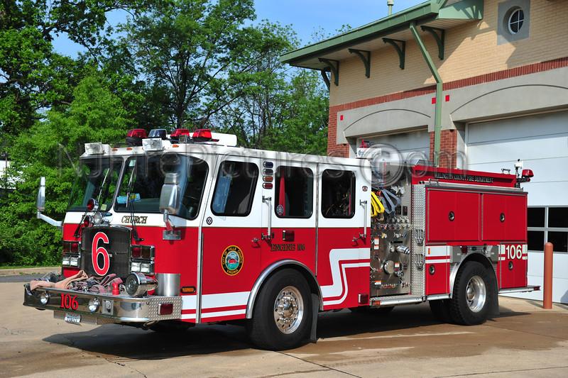 FALLS CHURCH, VA (ARLINGTON COUNTY) ENGINE 106