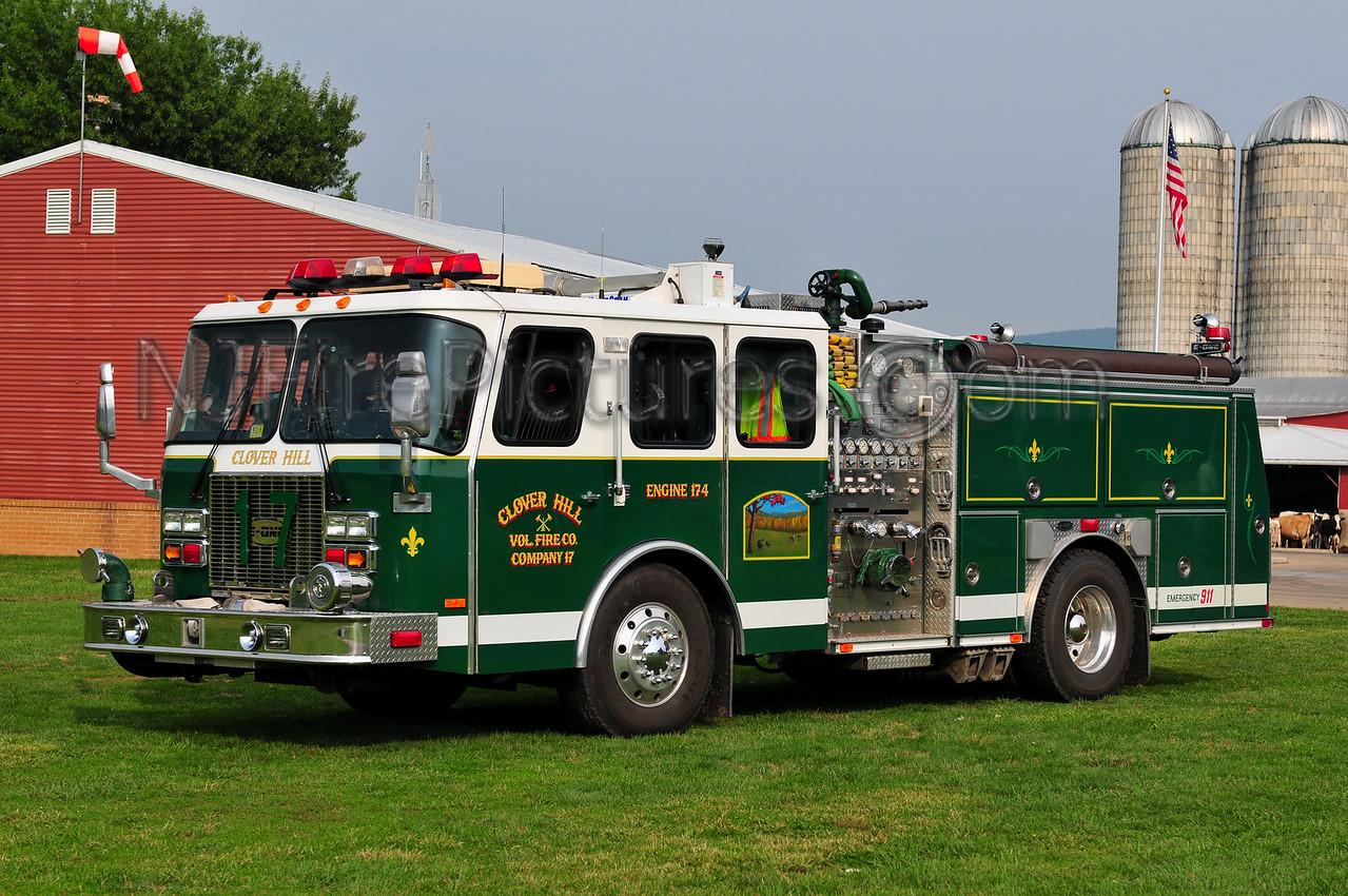 CLOVER HILL, VA ENGINE 174