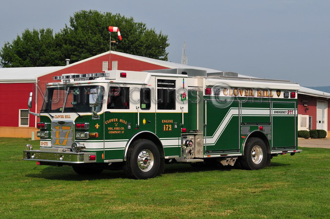 CLOVER HILL, VA ENGINE 172