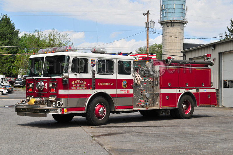 BOYCE, VA ENGINE 4
