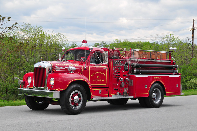 BERRYVILLE, VA ENGINE 1