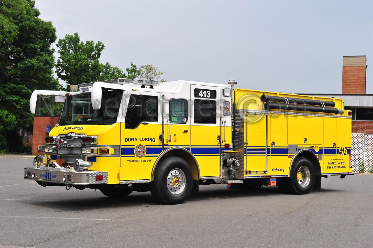 DUNN LORING, VA ENGINE 413