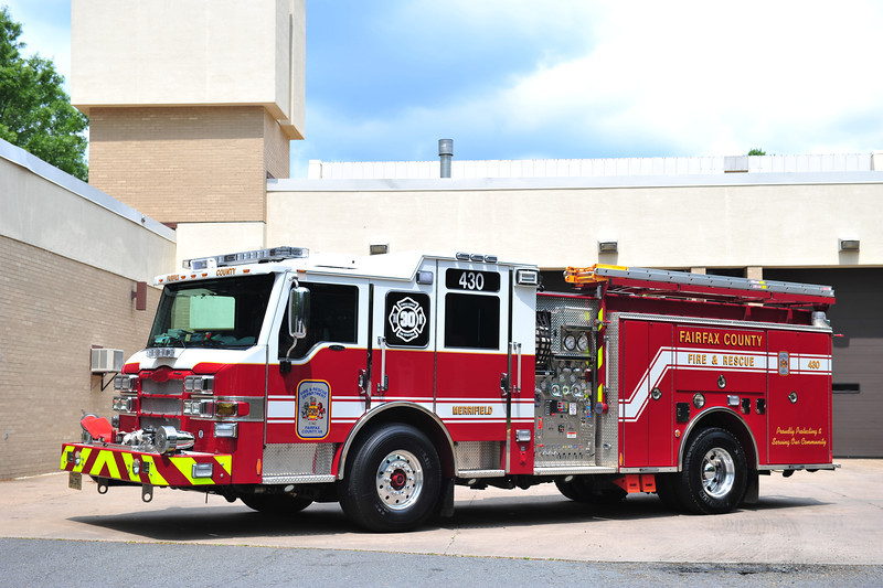 FAIRFAX COUNTY ENGINE 430