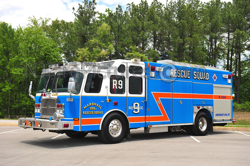 MARSHALL, VA RESCUE SQUAD 9