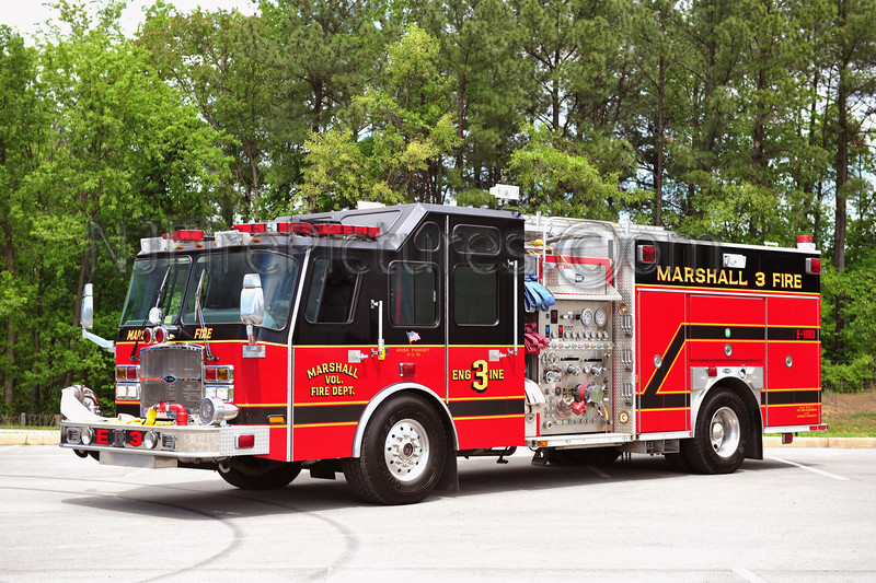 MARSHALL, VA ENGINE 3