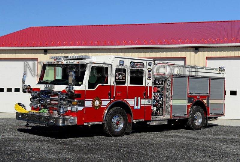 STEPHENS CITY, VA ENGINE 11