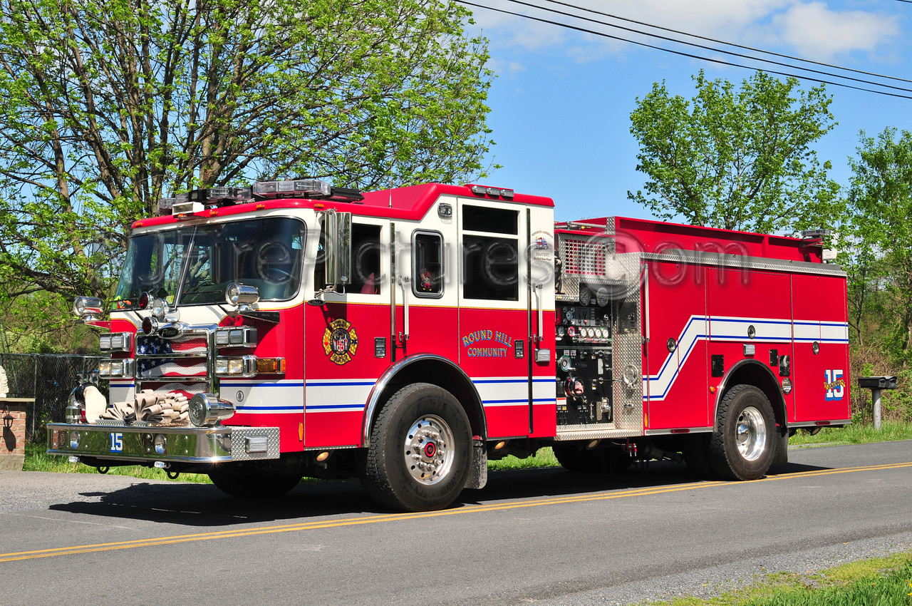 ROUND HILL, VA ENGINE 15
