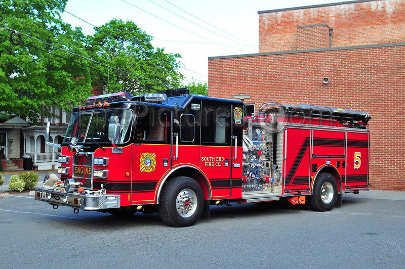 WINCHESTER, VA ENGINE 5
