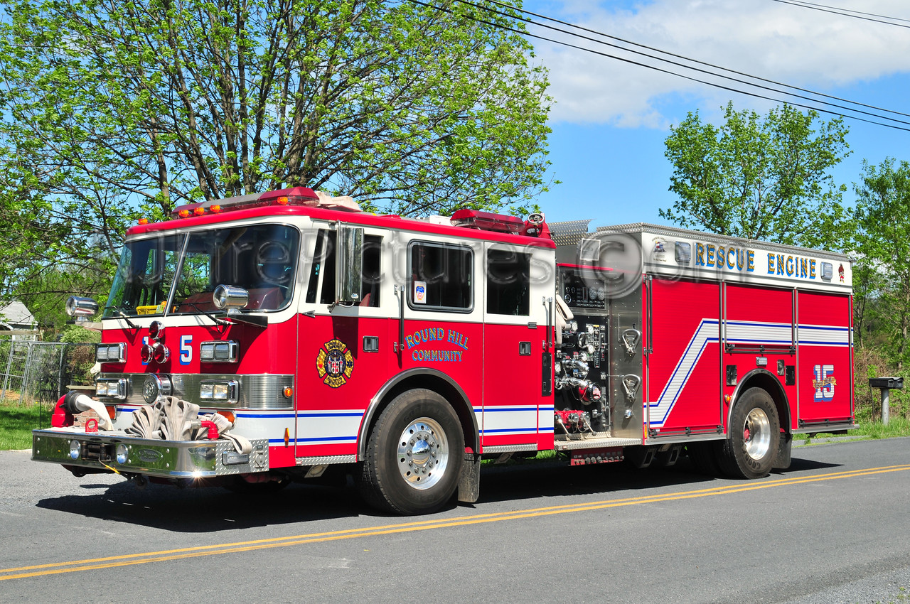 ROUND HILL, VA RESCUE ENGINE 15
