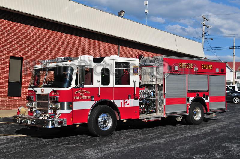 MIDDLETOWN, VA RESCUE-ENGINE 12