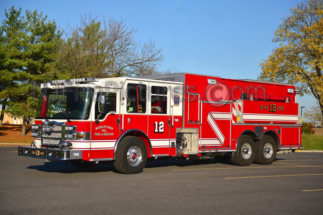 MIDDLETOWN, VA ENGINE 12
