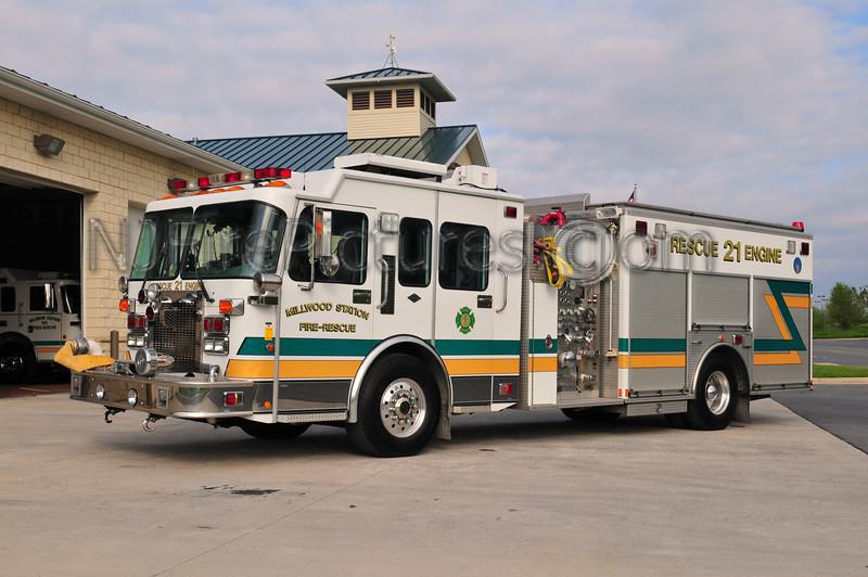 MILLWOOD, VA RESCUE-ENGINE 21