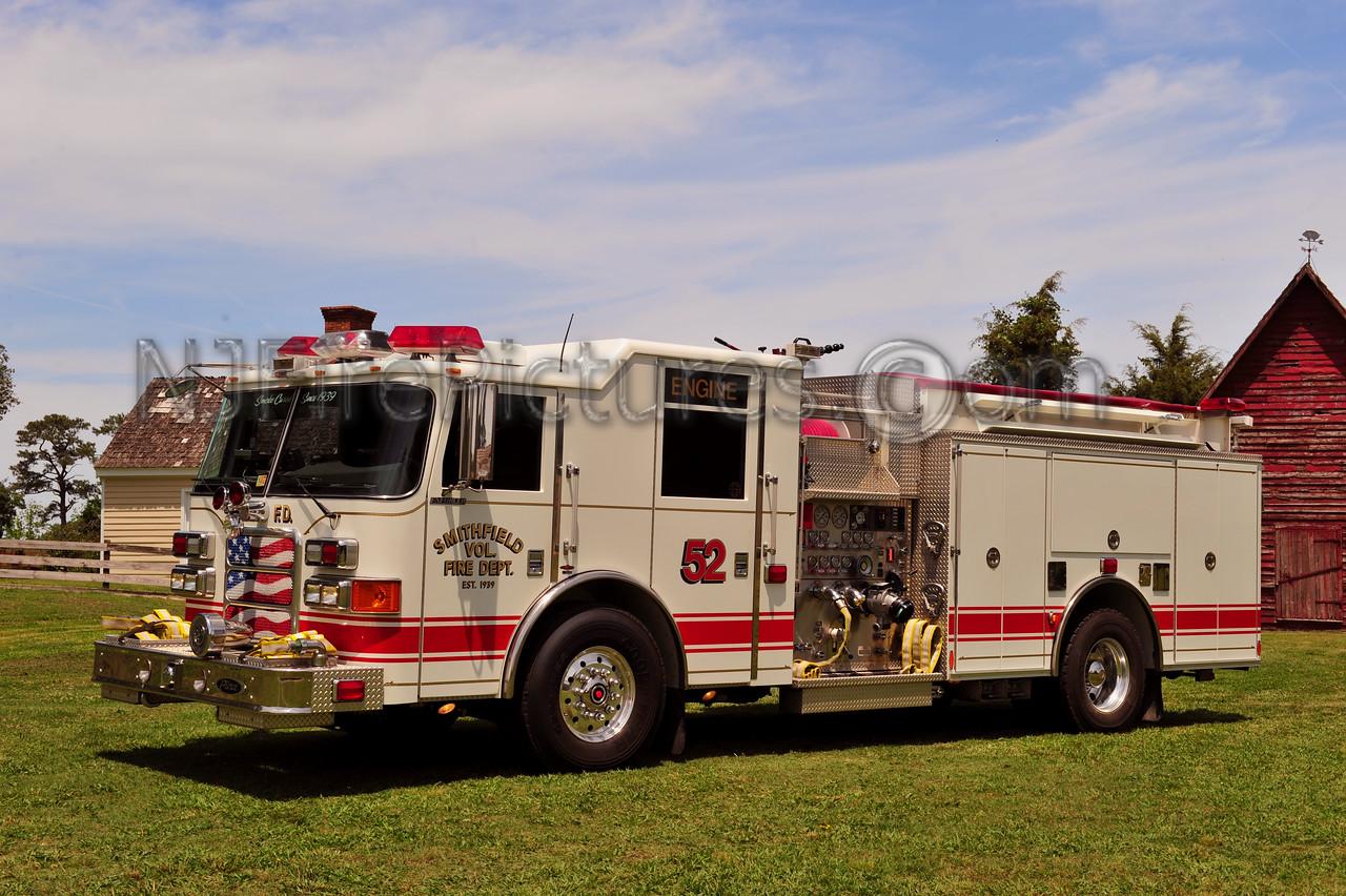 SMITHFIELD, VA ENGINE 52