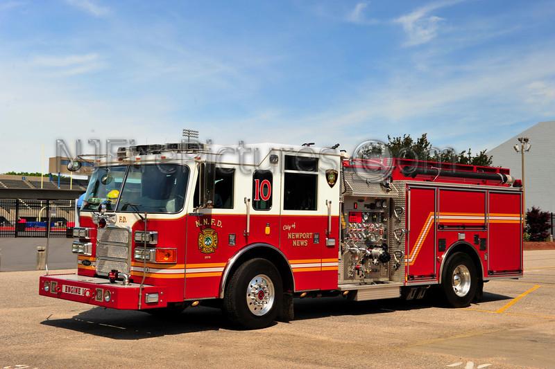 NEWPORT NEWS, VA ENGINE 10