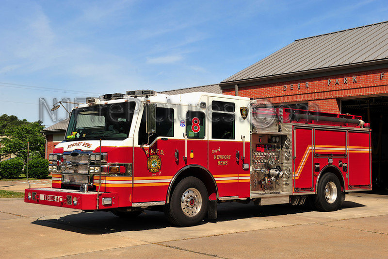 NEWPORT NEWS, VA ENGINE 8