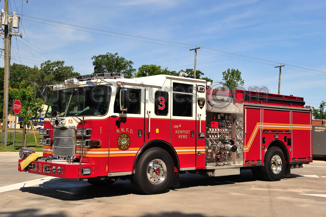 NEWPORT NEWS, VA ENGINE 3