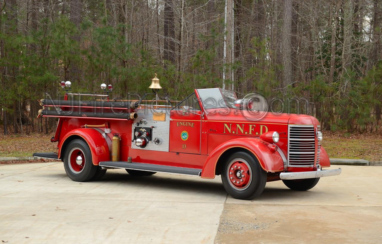 NEWPORT NEWS, VA ENGINE 13