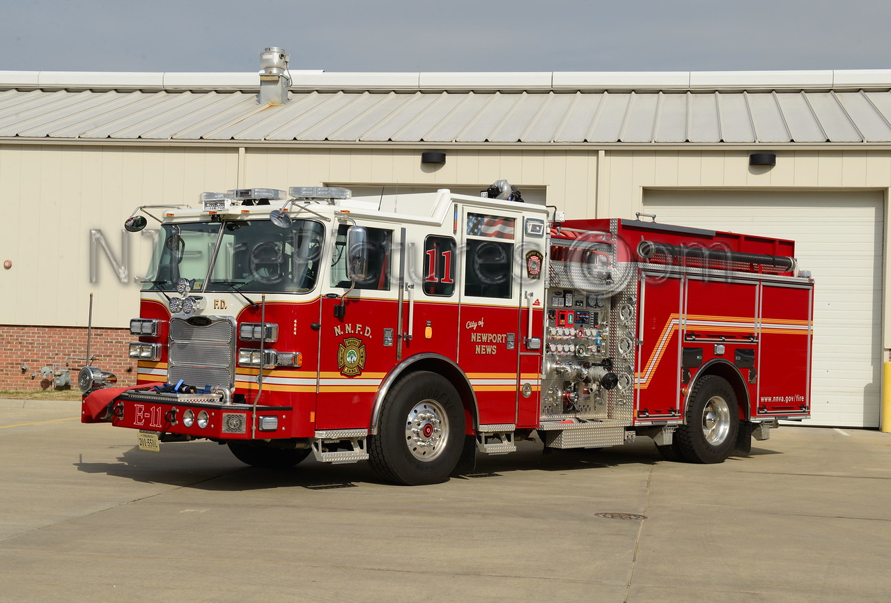 NEWPORT NEWS, VA ENGINE 11