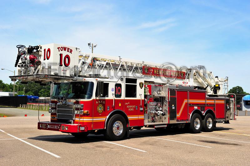 NEWPORT NEWS, VA TOWER 10