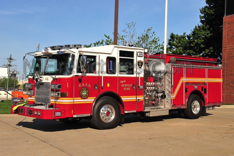 NEWPORT NEWS, VA ENGINE 1