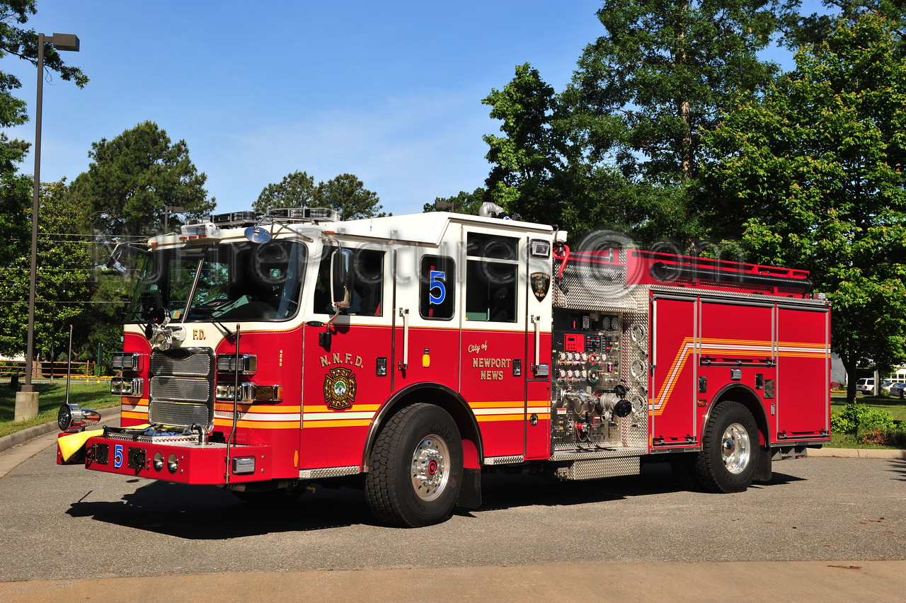 NEWPORT NEWS, VA ENGINE 5
