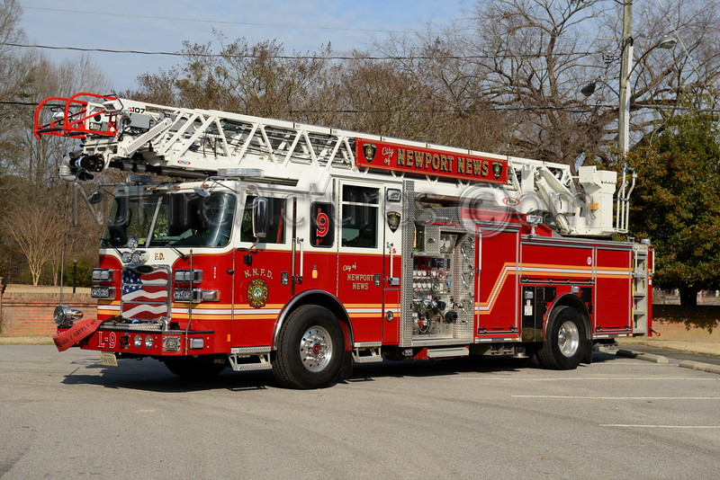 NEWPORT NEWS,VA LADDER 9