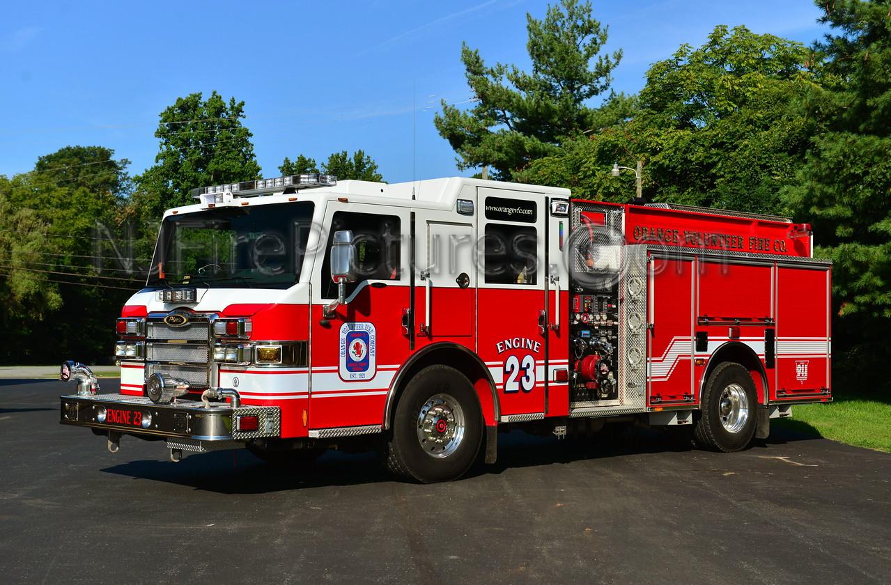ORANGE, VA ENGINE 23