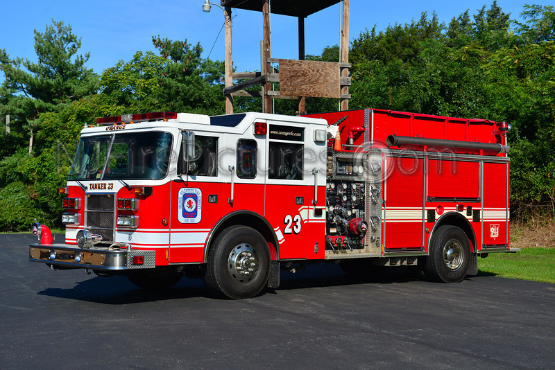ORANGE, VA TANKER 23