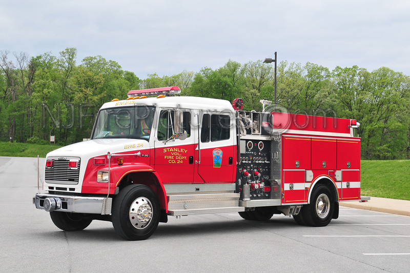 STANLEY, VA ENGINE 24