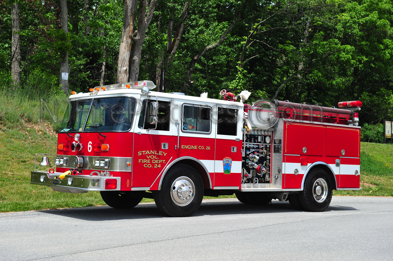 STANLEY, VA ENGINE 26