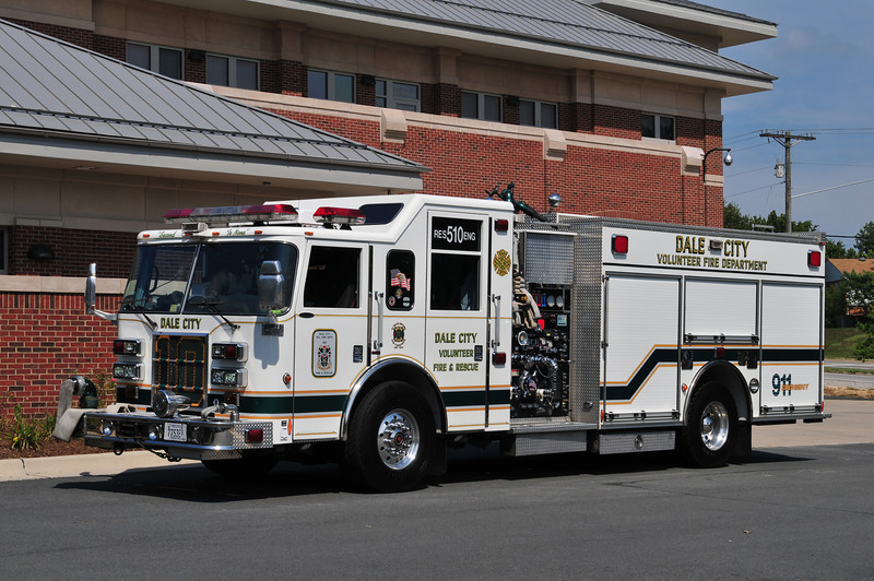 DALE CITY, VA RESCUE-ENGINE 510