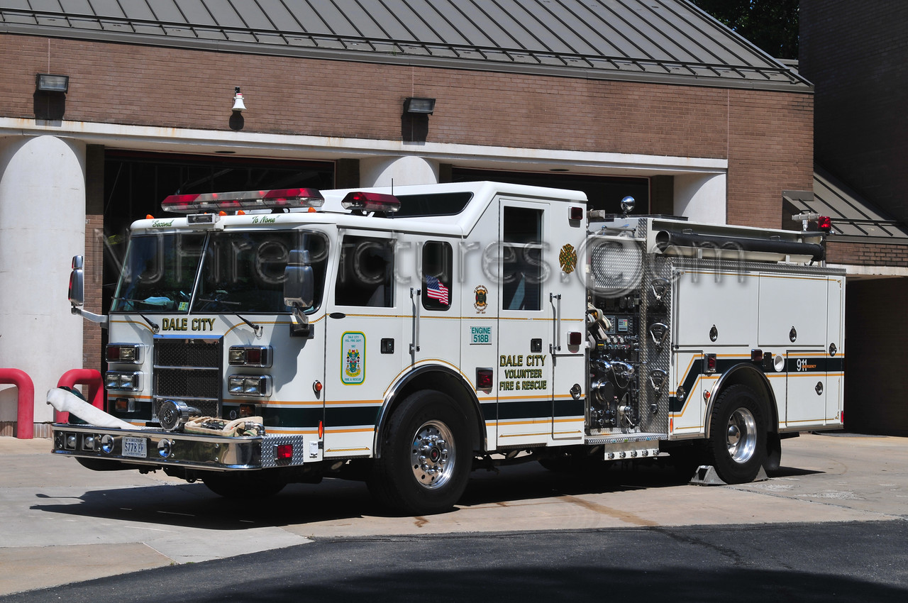 DALE CITY, VA ENGINE 518B