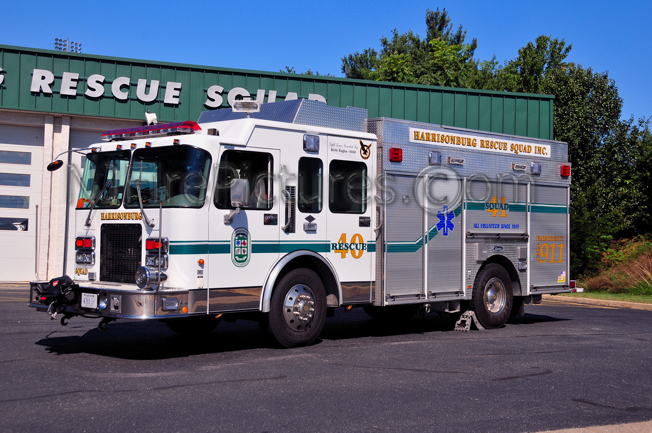 HARRISONBURG, VA RESCUE 40