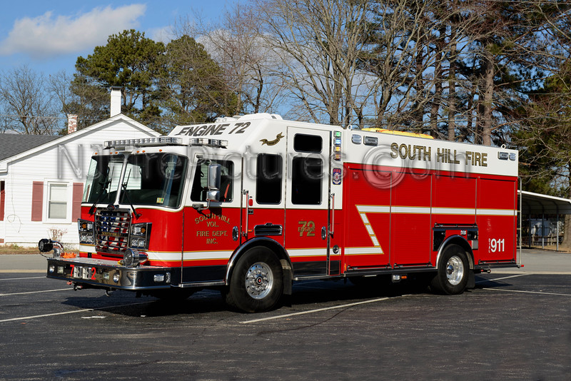 SOUTH HILL, VA ENGINE 72