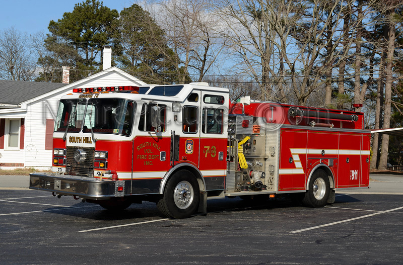 SOUTH HILL, VA ENGINE 73