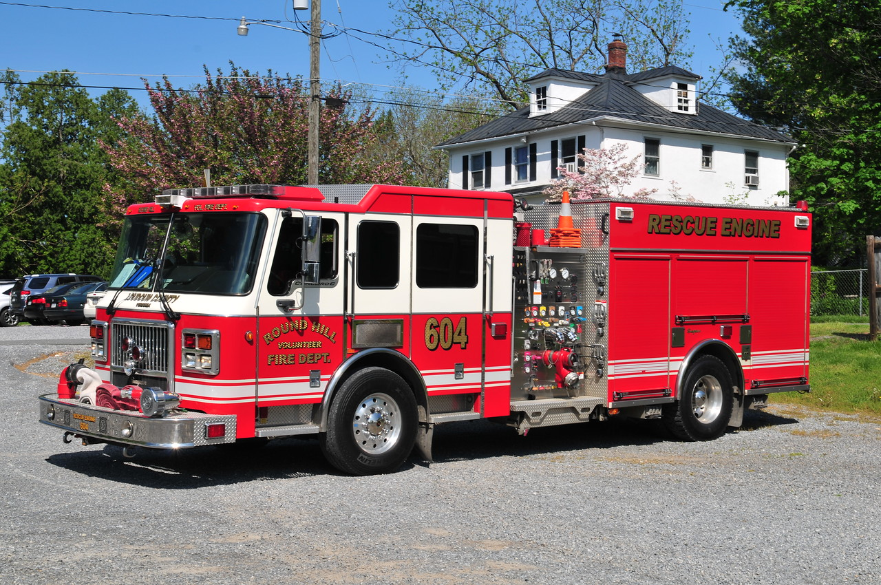 ROUND HILL, VA RESCUE-ENGINE 604