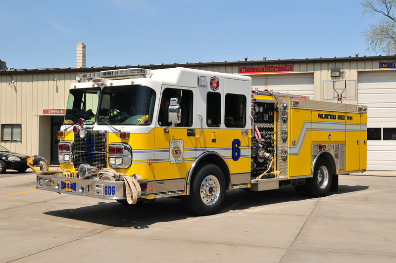 ASHBURN, VA ENGINE 606