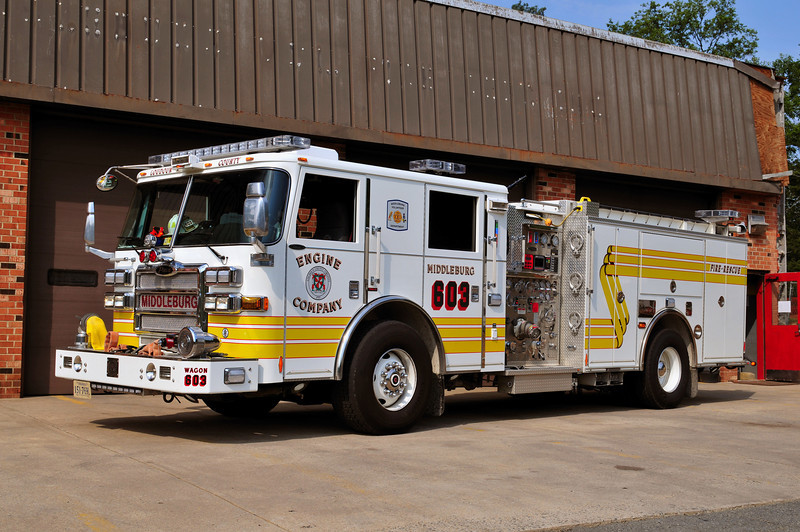 MIDDLEBURG, VA ENGINE 603