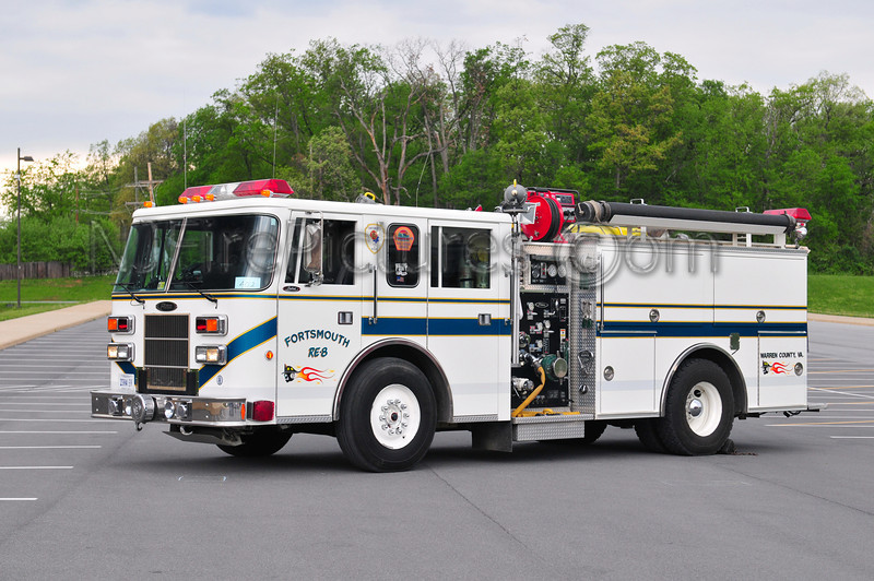 FORTSMOUTH, VA RESCUE-ENGINE 8