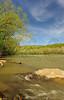 VA BENTONVILLE SHENANDOAH RIVER RAYMOND R ANDY GUEST JR STATE PARK SHENANDOAH RIVER AFTER FLOOD APRAA_MG_2036bMMW