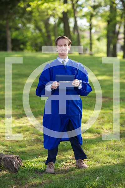 VISI Graduation Portraits & May Procession 2016