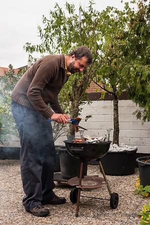 20112407 Gemeinsames Grillen