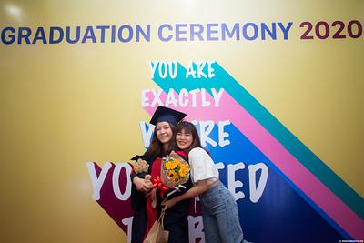 VN-UK Da Nang | Graduation Ceremony 2020 instant print photo booth | Chụp hình in ảnh lấy liền Lễ Tốt nghiệp Viện đào tạo Việt-Anh Đà Nẵng | Photobooth Da Nang