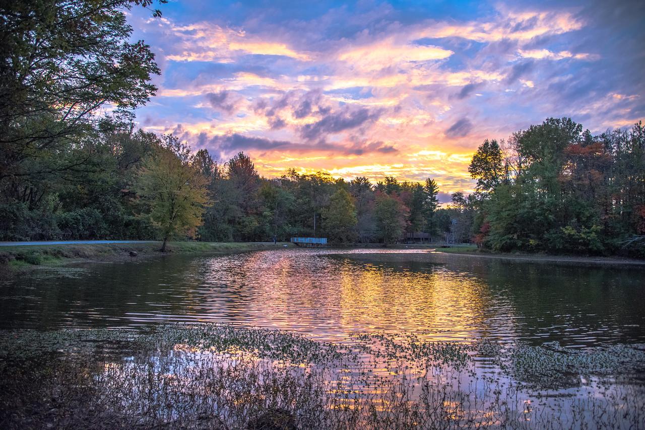 Dobbs Park at Sunrise